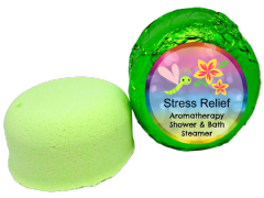Stress Relief Aromatherapy Shower & Bath Steamer VEGAN